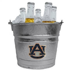 NCAA Galvanized Beer Bucket