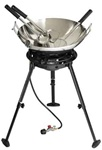 Big Kahuna Wok Kit - 22""