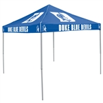 9' x 9' Solid Color Team Logo Tailgate Tent