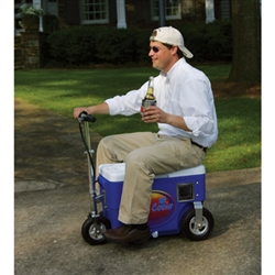 500 Watt Motorized Cooler Scooter
