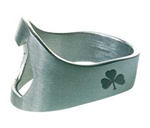 Shamrock Ring Bottle Opener