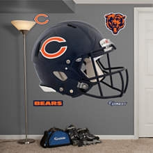 "Fathead ""Real Big"" NFL Helmet Logo Wall Graphics"