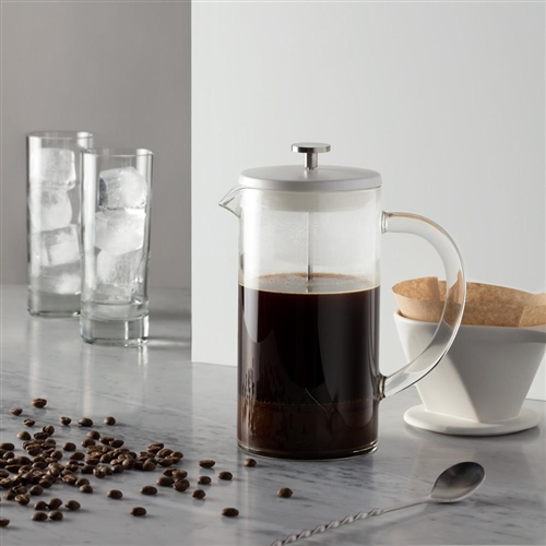 Coffee Maker Java Code : The Pour over Press Coffee Maker