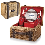 The Champion Picnic Basket - Featuring NFL Team Logos