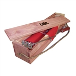 USA Branding Iron Gift Set w/ Cedar Box
