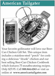 Beer Can Chicken Gift Set