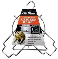 Foldable Drunk Chicken Rack