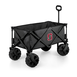 NCAA Team Logo All Terrain Tailgate Wagon - New!