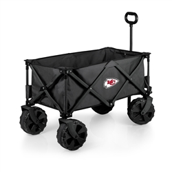 NFL Team Logo All Terrain Tailgate Wagon - New!
