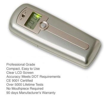 Pocket Breathalyzer