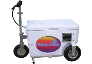 500 Watt Motorized Cooler Scooter