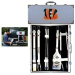 Team Logo BBQ Tool Set