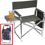 Sports Chair with Side Table