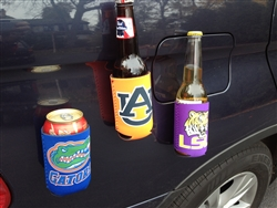 NFL or NCAA Magnetic Beverage Coolies- 4 Pack