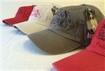 American Tailgater Classic Fit Baseball Hats