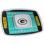 NFL Logo Chip and Dip Trays