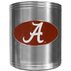 Steel Can Cooler - College Team Logos