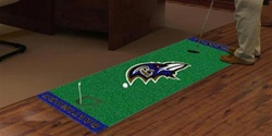Team Logo Putting Green