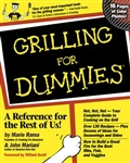 Grilling for Dummies Book