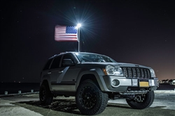 The Beast! - Premium Car Flag Pole - WIth Free Team Flag!