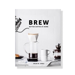 """Brew Better Coffee at Home"" - Hardcover Book"