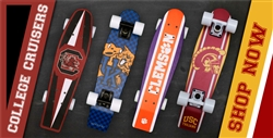 Team Logo Skate Boards