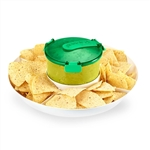 New! - The Guac-Lock Container with Serving Tray