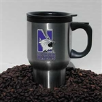 NFL and NCAA Travel Mugs