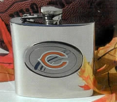 NFL Flasks